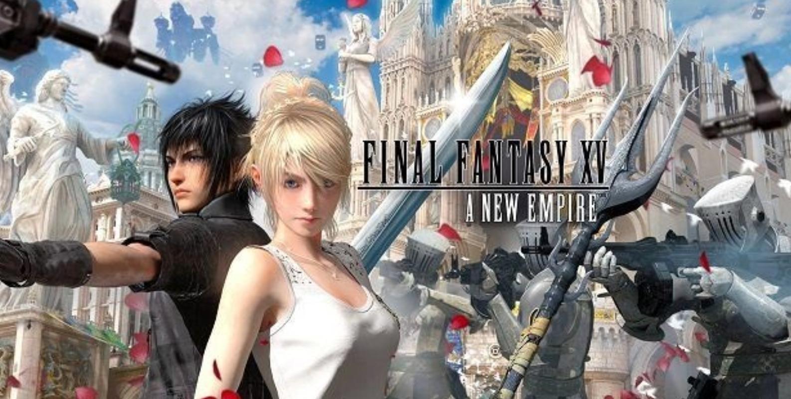 「ファイナルファンタジーXV: 新たなる王国」の画像検索結果